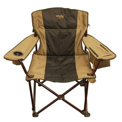 Big Amp Tall Folding Camp Chair Super Strong Extra Wide