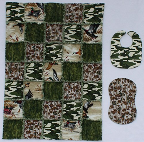 Duck and Camouflage Prints with Coordinating Outdoor Prints in ... : camouflage quilts for sale - Adamdwight.com