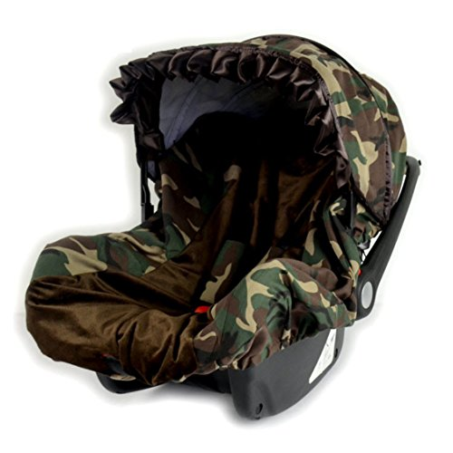 Kwc Toddler Infant Baby Car Seat Cover Camouflage Camo