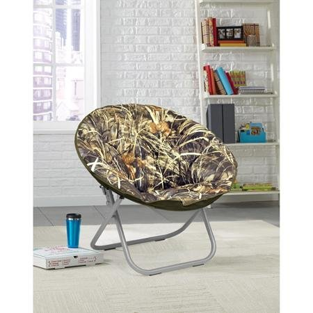 Realtree Camouflage Camo Saucer Chair Perfect For Kids