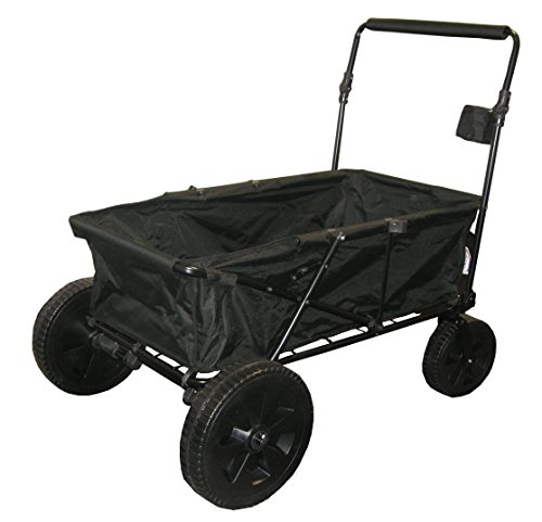 Impact Canopy Maxima Folding Wagon Collapsible Utility